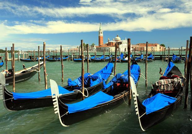 Wenecja. Najpiekniejsze miejsca Włoch