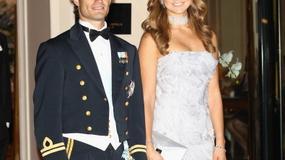 Kreacje na książęcym weselu w Monako