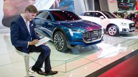 Audi e-tron – zaprojektowany przez Polaka