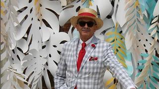 Moda to nie kwestia wieku. 63-letni pan Jan podbija blogosferę