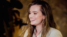 Maria Niklińska na koncercie w Warszawie. Artystka wykonała swoje najnowsze utwory