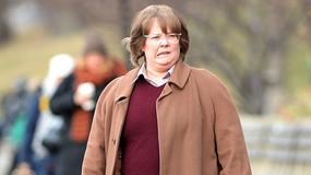 "Melissa McCarthy na planie ""Can You Ever Forgive Me?"""