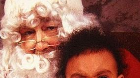 Spotkanie z Mikołajem może być przerażające!