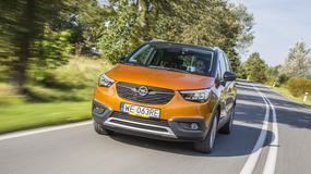 Opel Crossland X 1.2 - zawartość Opla w Oplu | TEST