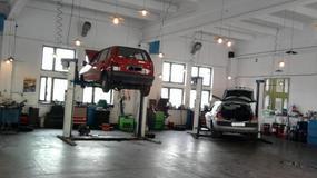 Mroczne tajemnice warsztatów samochodowych