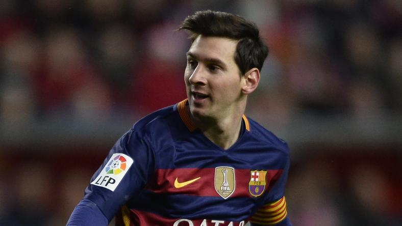 Messi 300. és 301. gólját szerezte /Fotó: AFP