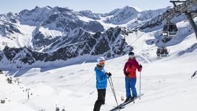W nadchodzący weekend ruszają wyciągi na tyrolskich lodowcach