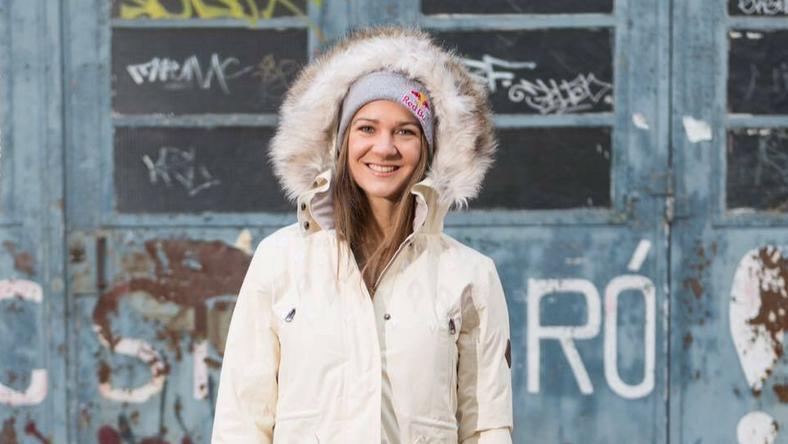 Gyarmati Panka az első magyar aki téli sportba Vk-t nyert/Fotó: Facebook