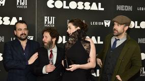 "Anne Hathaway na premierze filmu ""Colossal"""