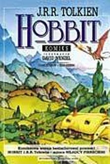 Hobbit czyli tam i z powrotem (komiks) - Książki