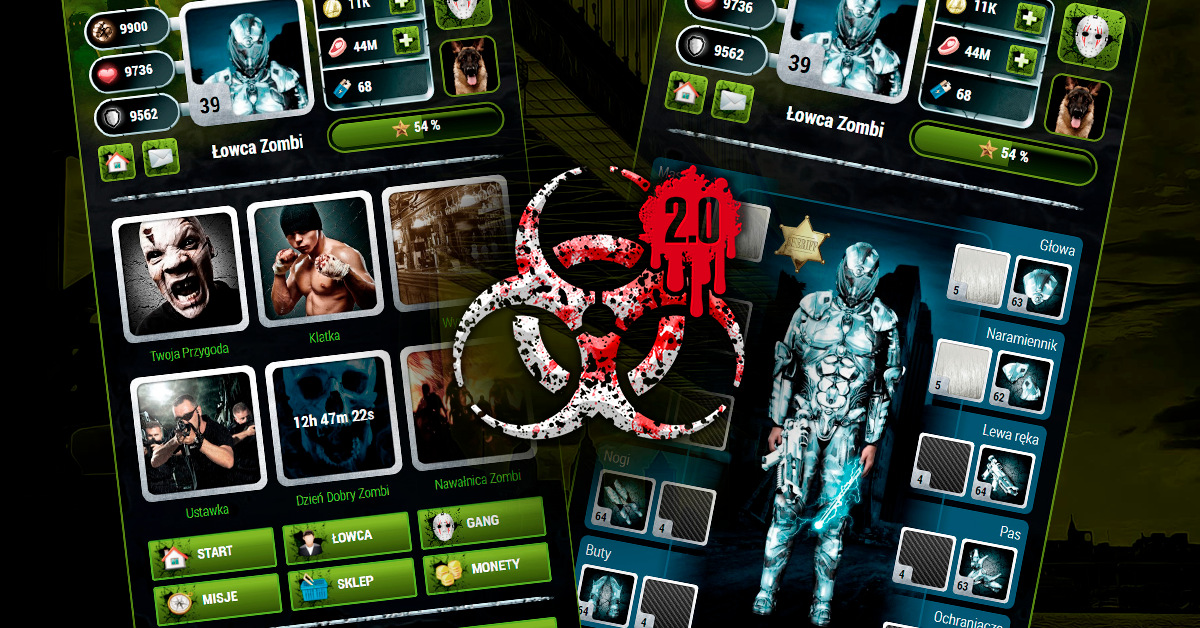 Łowcy Zombi 2.0 – Wizualna rewolucja