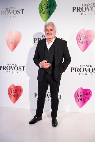 Franck Provost – fryzjer gwiazd