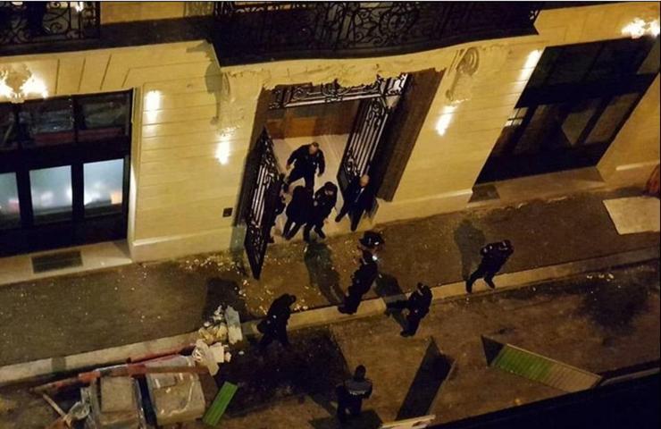 Több millió euró értékű ékszert loptak el /Fotó: Facebook