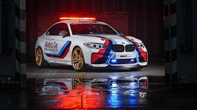 MotoGP 2016: Mały wariat od BMW jako nowy safety car