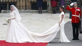 Najpiękniejsze suknie ślubne księżniczek