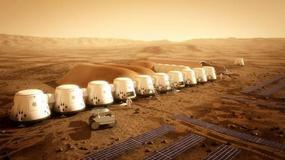 Planowana jest załogowa podróż na Marsa