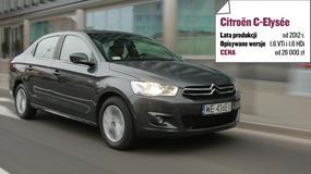 Używany Citroën C-Elysée - tani i wystarczająco trwały