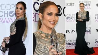 Best Look: Jennifer Lopez w sukni Reem Acra