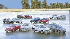 Vany czy SUV - jakie auto jest najlepsze dla rodziny?