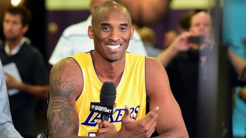 Igazán megható, ahogy Kobe üzent a fiatal kosarasnak /Fotó: AFP
