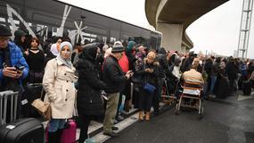 Francja: Napastnik zaatakował żołnierza na lotnisku Orly. Zarządzono ewakuację