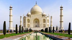 Owady niszczą słynne Tadż Mahal