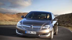 Opel Insignia po liftingu