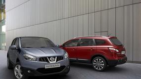 Nissan Qashqai - Nowa twarz małego SUVa