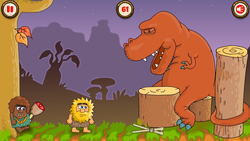 V hre Adam and Eve budeš čeliť úsmevným prekážkam a hádankám.