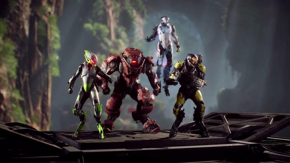 Hráč má na výber zo štyroch herných tried.