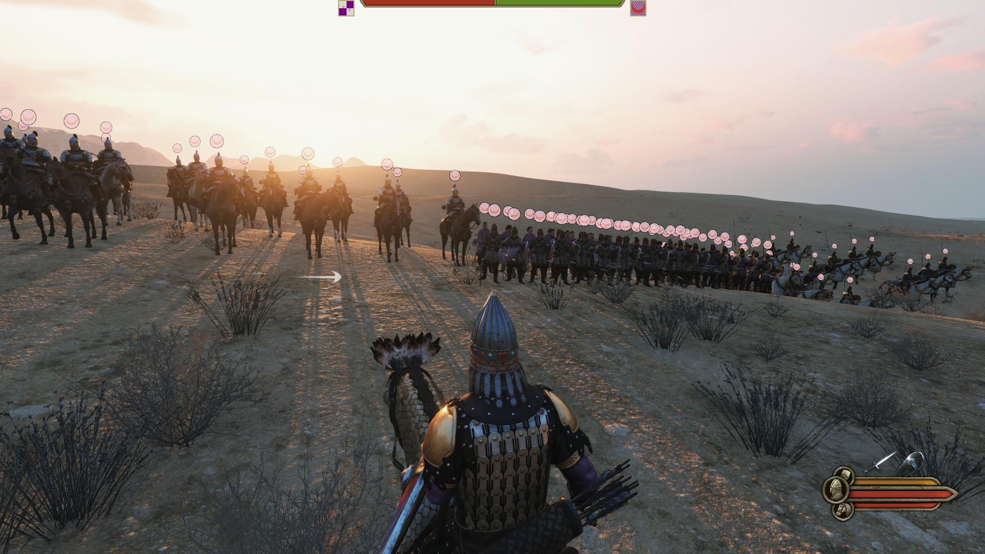 Velenie vlastnej armády priamo z prvej línie patrí medzi tie najnezabudnuteľnejšie zážitky.