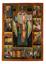 Św. Mikołaj, pocz. XVI w., ikona z cerkwi pw. św. Dymitra w Rovnem