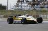 Bolidy Formuły 1 Renault podczas Classic Days