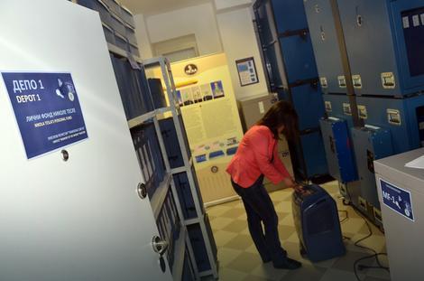 Depo muzeja krije mnoge Tesline stvari koje se povremeno izlože javnosti