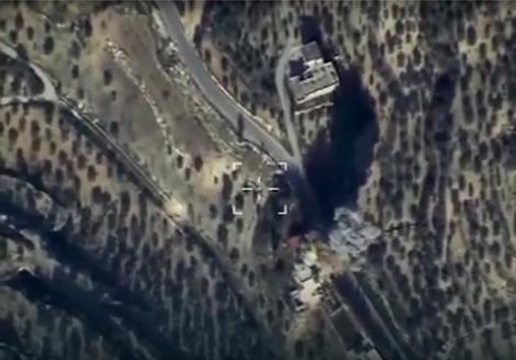Ruski udari na položaje militanata kod Idliba