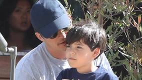 Orlando Bloom z synem. Chłopak ma już sześć lat!