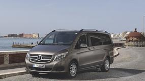 Duży van w wielkiej próbie - Mercedes V 220 d na dystansie 100 tys. km