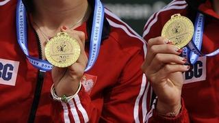 Najpiękniejszy manicure na Igrzyskach w Rio