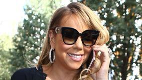 Mariah Carey przyłapana przez paparazzi w Paryżu. Wyglądała mizernie, ale uwagę skradła jej urocza córka!