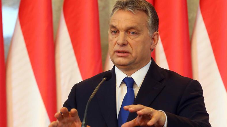 Orbán Viktor a Bildnek adott interjút /Fotó: Pozsonyi Zita