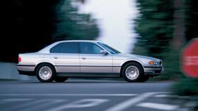 Używane BMW serii 7 - tanio raczej nie będzie, ale...