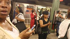 Rozmowy w nowojorskim metrze są wreszcie możliwe