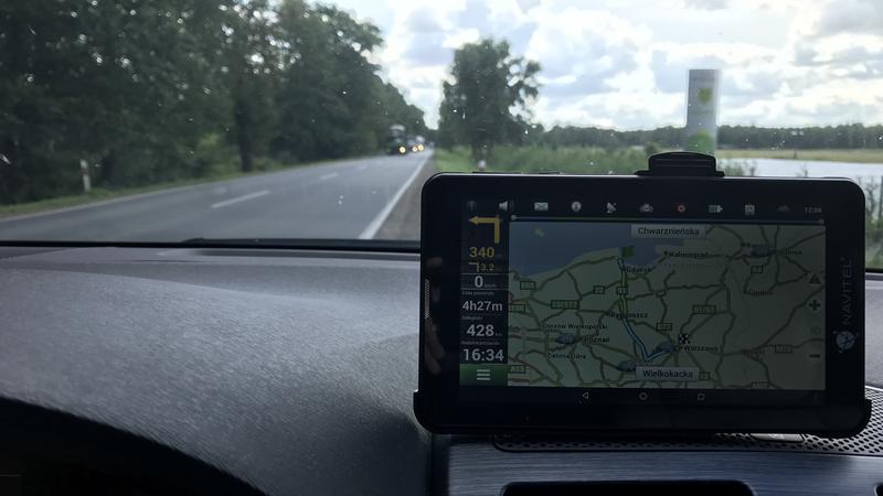 Test: Navitel T700 3G – wielka nawigacja za 420 zł