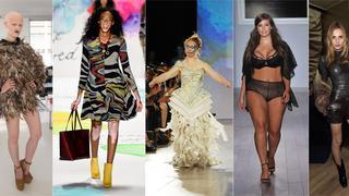 Te modelki nie są klasycznymi pięknościami, ale robią wielką karierę!