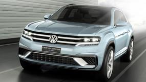 Volkswagen Cross Coupe GTE: prototyp SUV-a dla Ameryki