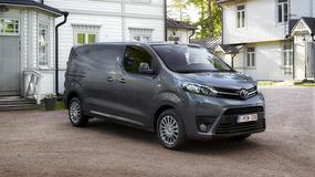 Proace, czyli Toyota w nowym wymiarze