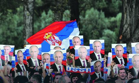 Рекордное число прорусских партий участвуют в предвыборной гонке в Сербии