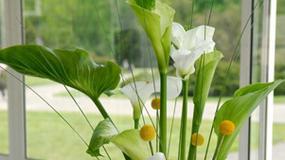 Kompozycje kwiatowe - 2009