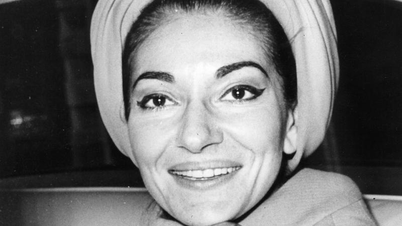 Maria Callas (fot. Getty Images)