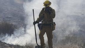 USA: Kalifornia nadal walczy z ogniem